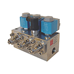 Solenoid Valves 2/2-Way Type VDHT with Manual Bypass