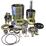 Spare Parts for PAHT G 2-6.3 Gas Turbine Pumps