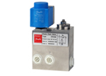 Pressure Relief Valves Type VPH