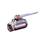 Manually Operated Valves Type VBH & NRV