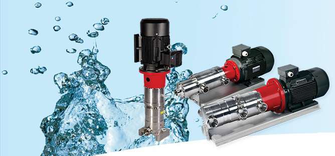 DANFOSS HIGH PRESSURE WATER SOLUTIONS