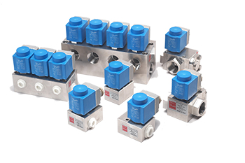 HP Water Valves